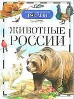 Животные России. Детская энциклопедия Росмэн.