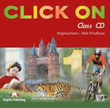 Click On 1. Class Audio CD. (1CD mp3). Beginner. Аудио CD для работы в классе