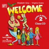 Welcome 2. Class Audio CD. (1 CD mp3). Beginner. Аудио CD для работы в классе