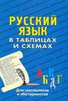 В таблицах и схемах для школьников и абитуриентов. Русский язык. (ФГОС)/ Лушникова.