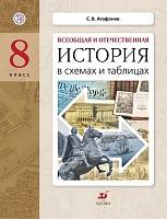 Морозов. Всеобщая и Отечественная История в схемах и таблицах. 8 класс.