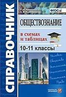 Ермоленко. Справочник. Обществознание в схемах и таблицах 10-11кл.