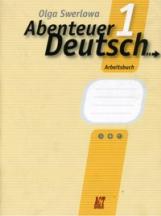 Зверлова. Немецкий язык 5 класс. С немецким - за приключениями 1. Рабочая тетрадь.
