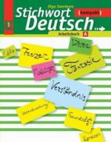 Зверлова. Немецкий язык 10-11 класс. Ключевое слово. Компакт. Рабочая тетрадь A.