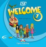 Welcome 1. DVD 6deo. PAL. Beginner. DVD видео