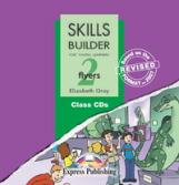 Skills Builder FLYERS 2. Class Audio CDs. (set of 2). (Re6sed format 2007). CD для работы в классе