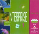 Enterprise 1. Class Audio CDs. (set of 3). Beginner. Аудио CD для работы в классе