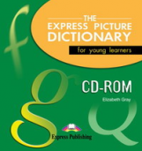 The Express Picture Dictionary. CD-ROM. Beginner. CD-ROM диск